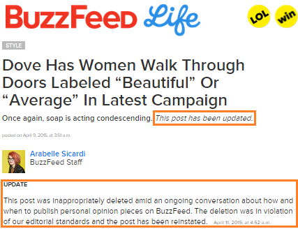 BuzzFeedDoveArticleAfterDelete.png